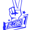 SLC280-Sticker-Peace-klein-blau